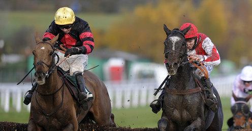 The Welsh National winner nails Bradley